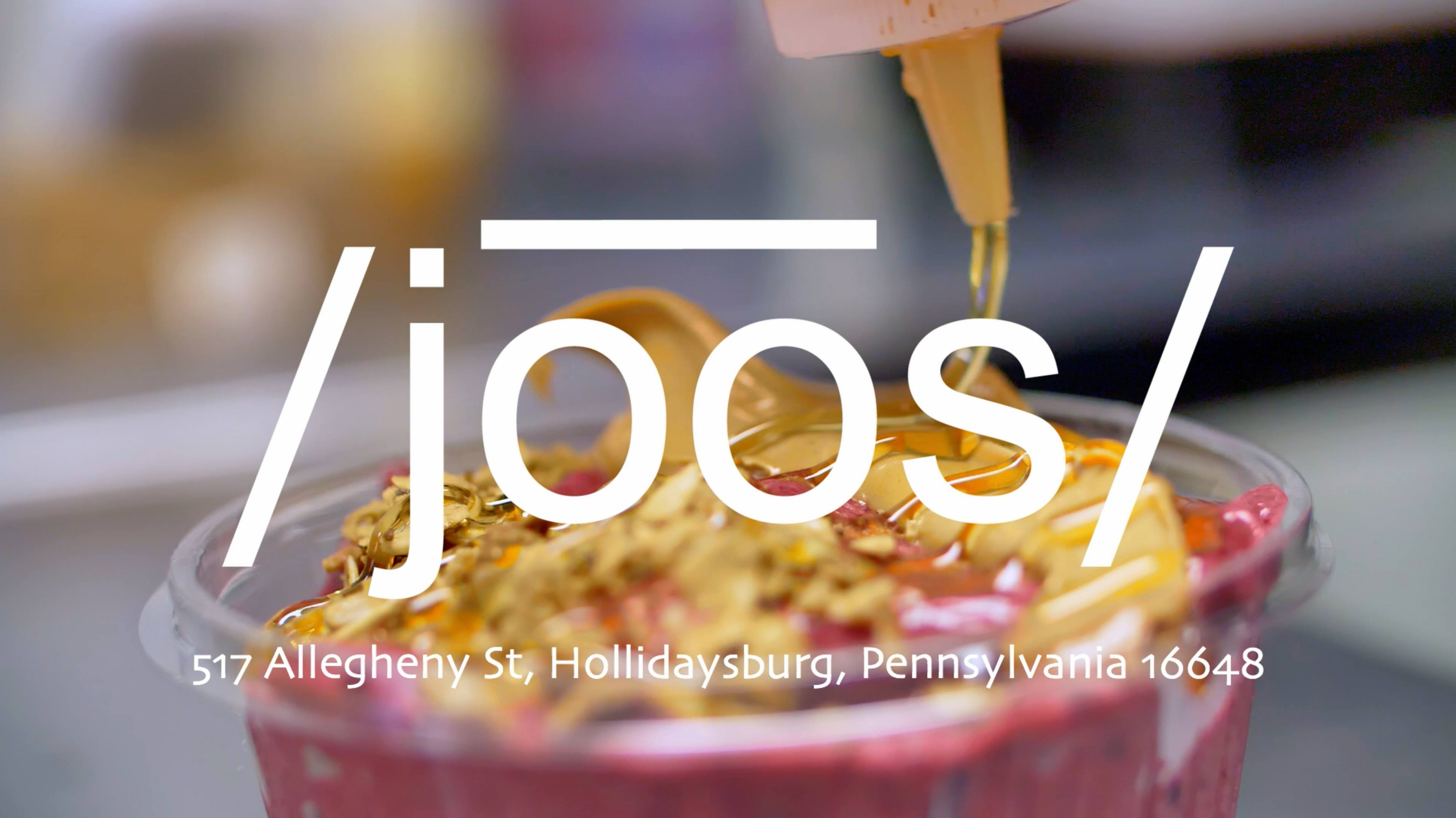 JOOS - Madelyn's Berry Bowl