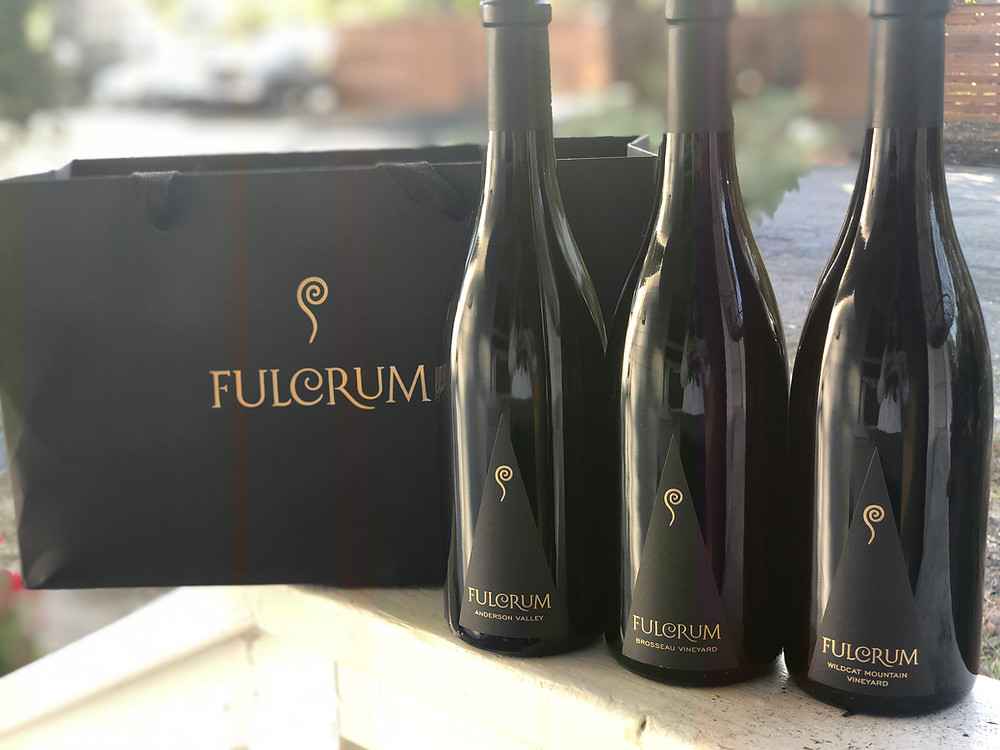 #pinotnoir #wine #fulcrum #sonomavalley