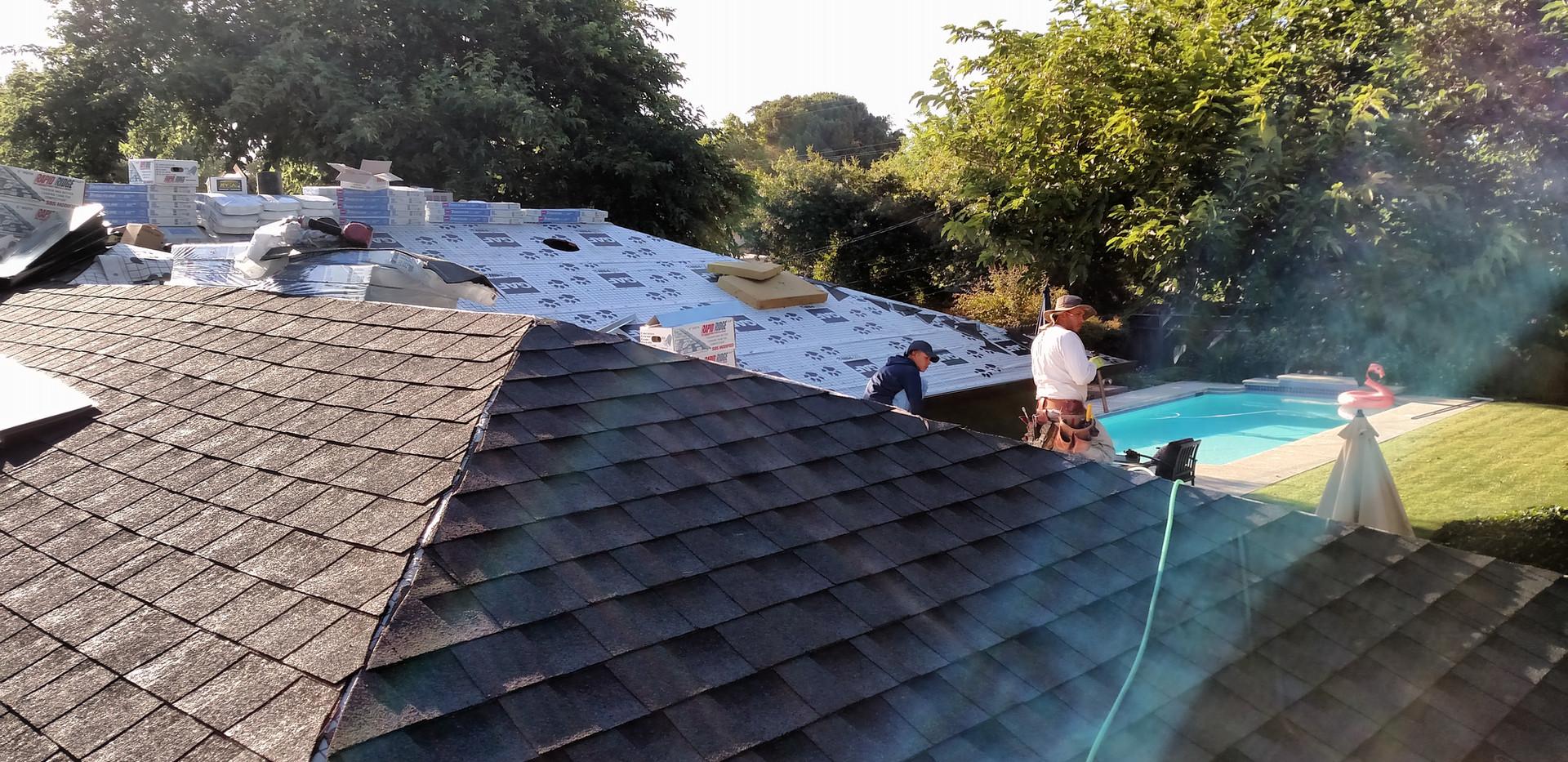 New Roof Stockton