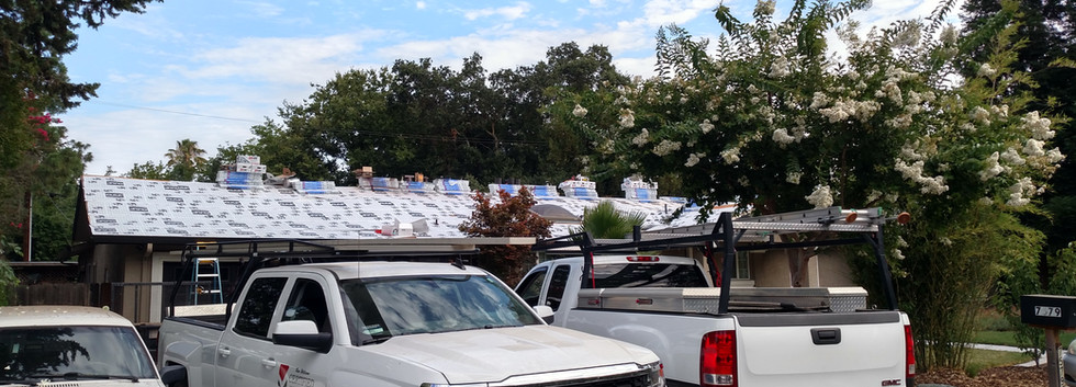 Stockton Roof Replacement