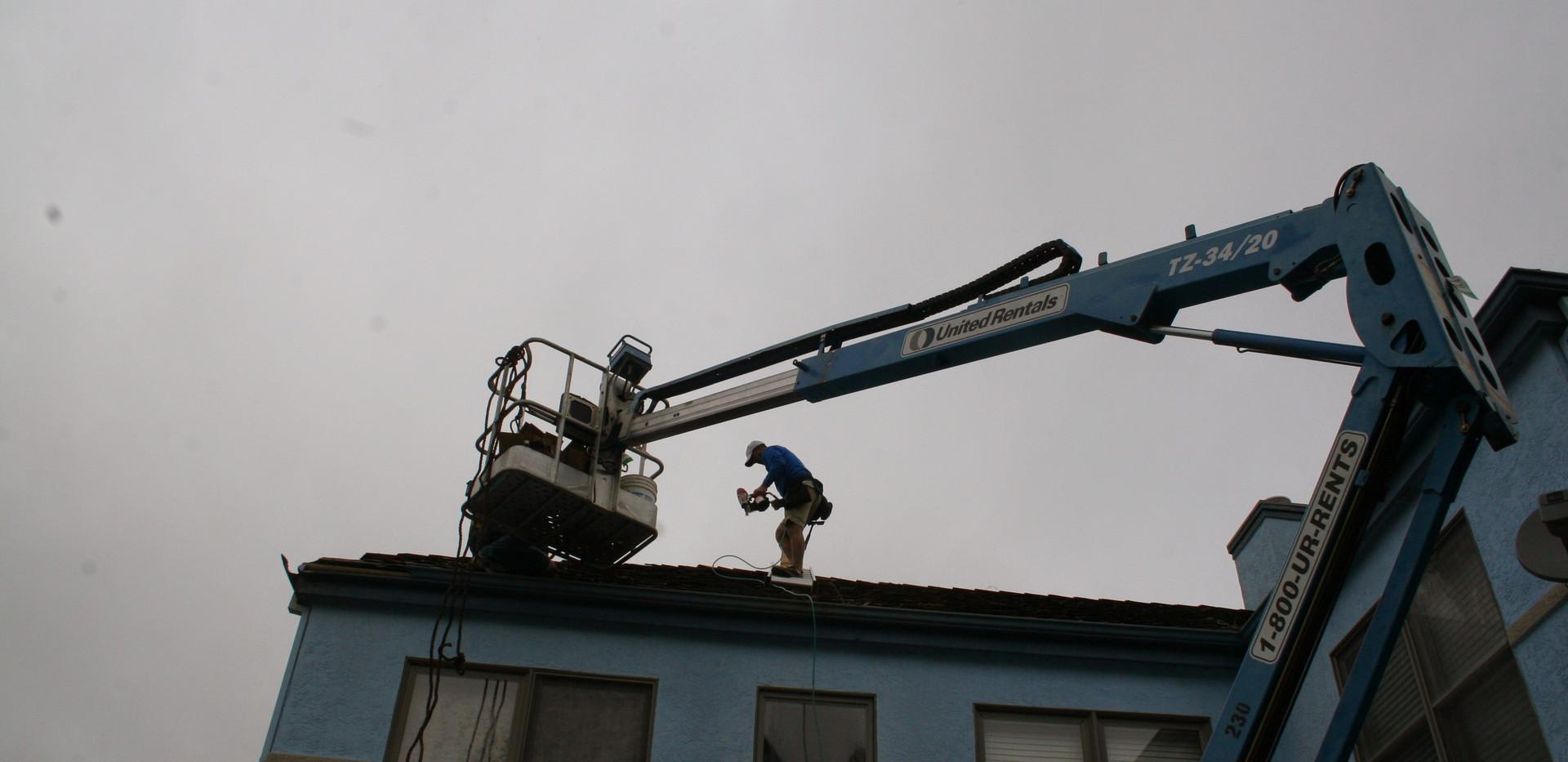 Stockton Roof Repair