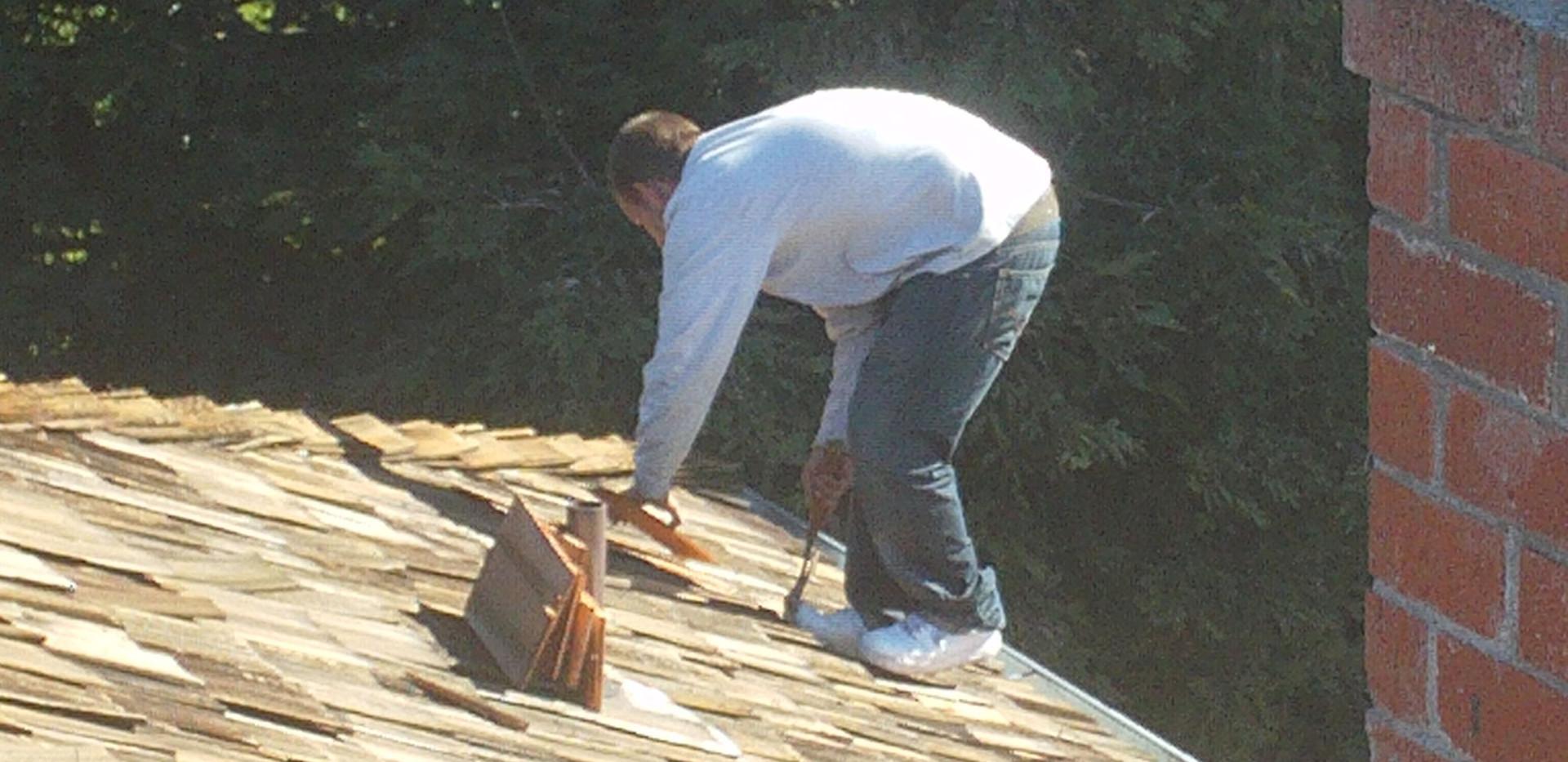 Stockton Shake Roof Repair