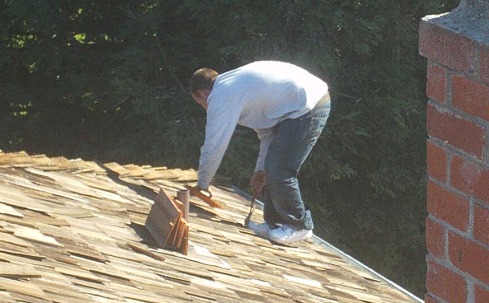Stockton Shake Roof Repair