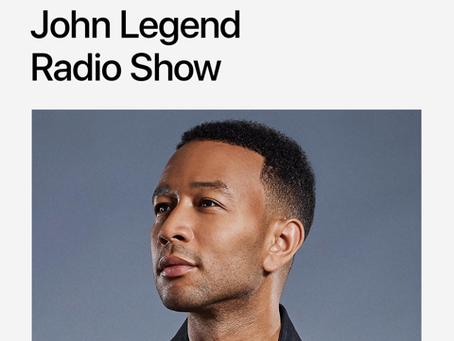 John Legend Talks To Apple Music