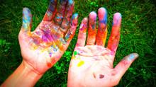 Git yer hands dirty.....