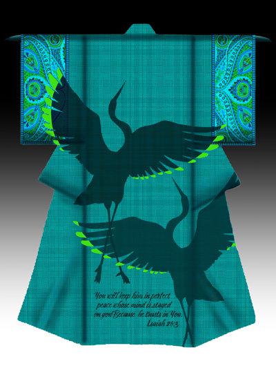 Kimono Artistry, Jade