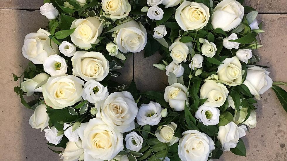Rose Galore Wreath