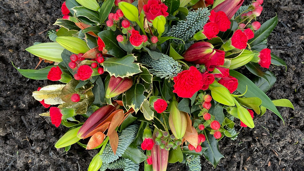 Red/Green - Posie