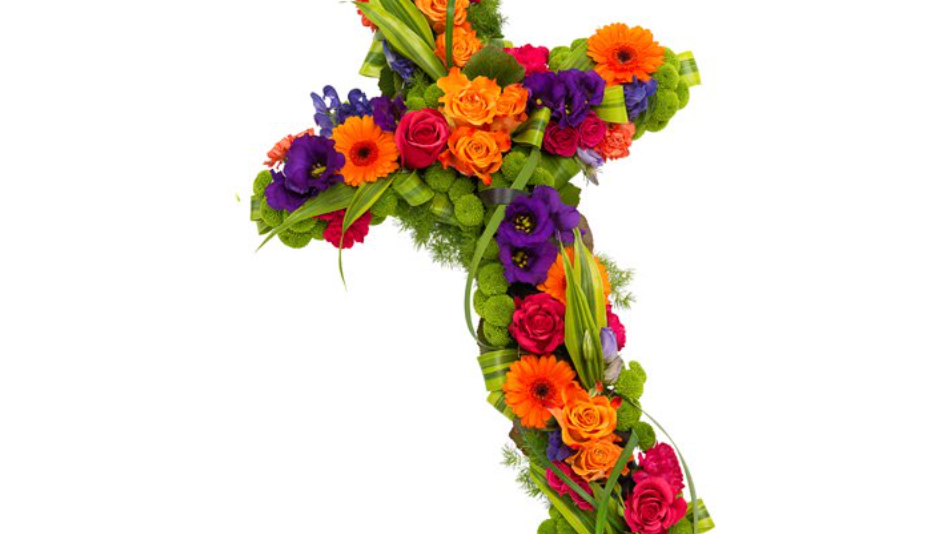 Colourful  - Cross