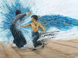 "Bruce Lee, ""Be Water"""