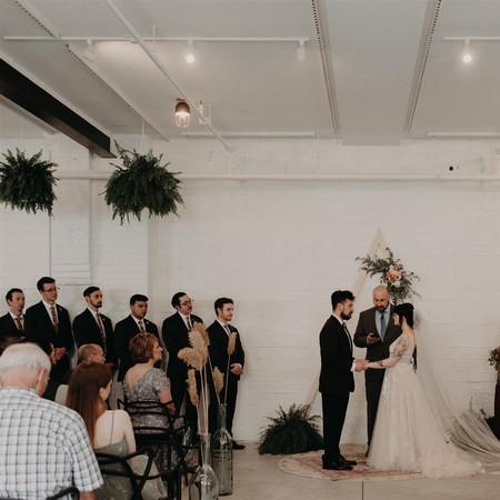 Interior Ceremony