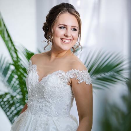 Bridal Stunner