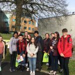 BVS Students Attend Hay Scribblers Festival