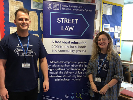 Swansea Law Workshops at BVS