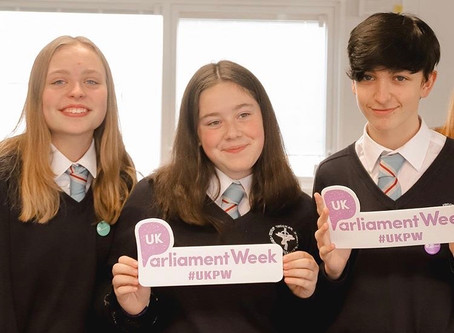 Parliament Week at BVS