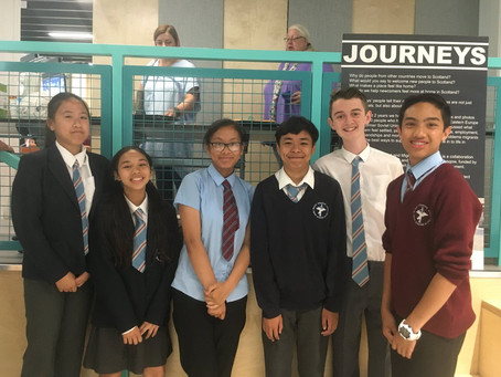 Year 8 Pupils Attend Migration Research Event
