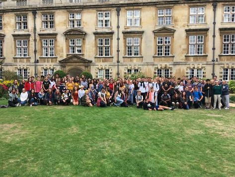 BVS Students Attend Cambridge Summer School