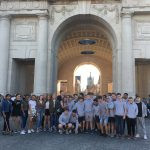 History Department Trip to WWI Battlefields