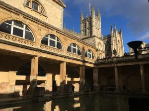 Sixth Form Trip to Roman Baths
