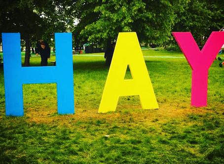 Pupils Visit Hay Festival