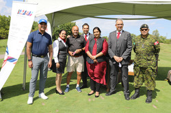 CIF Golf Tournament 2020