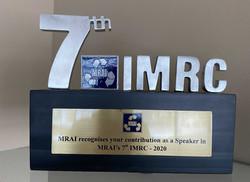 MRAI's 7th IMRC - 2020