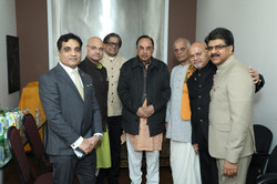 Anil Shah with Dr. Subramanian Swamy