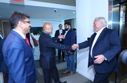 CIF Roundtable with Premier Doug Ford