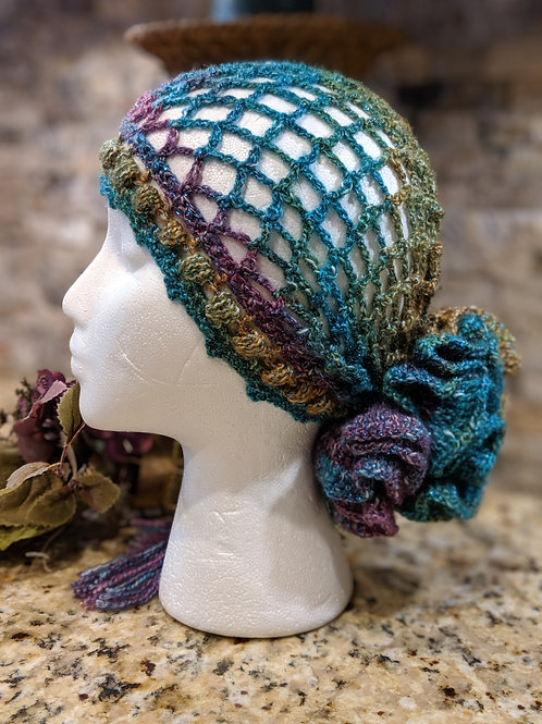 Turkish Rose Head Wrap