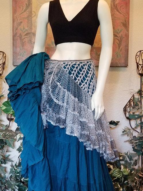 Victoria's Lace Shawl