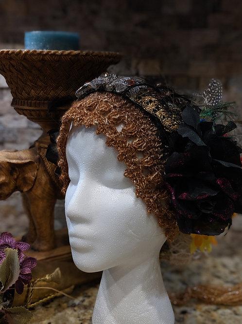Turkish Rose Head Wrap
