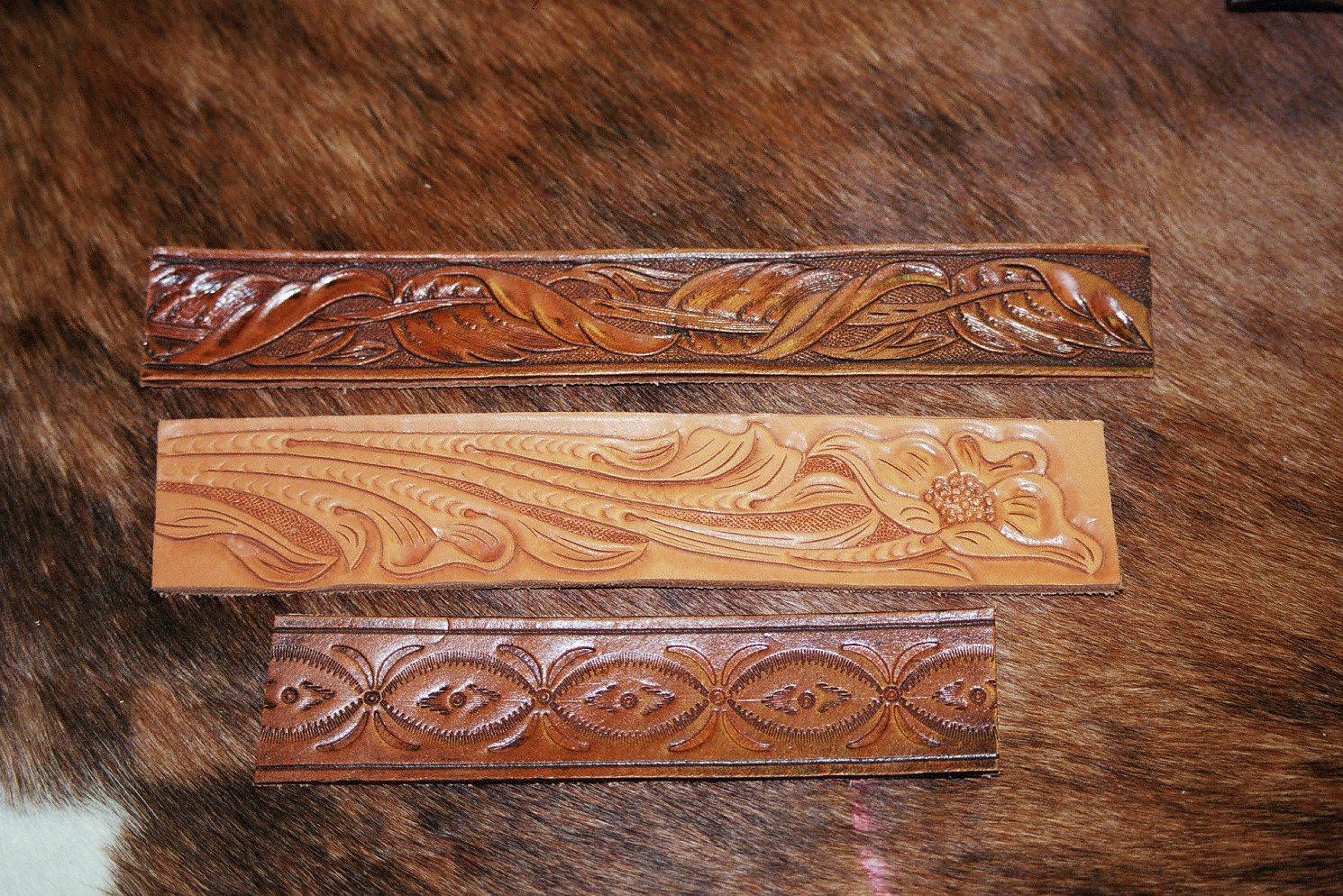 Tooled Belts