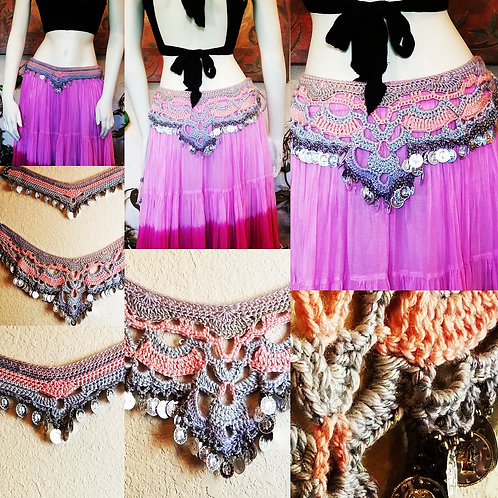 Beaded Hip Belt