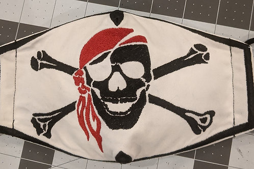 Jolly Roger Safety Mask