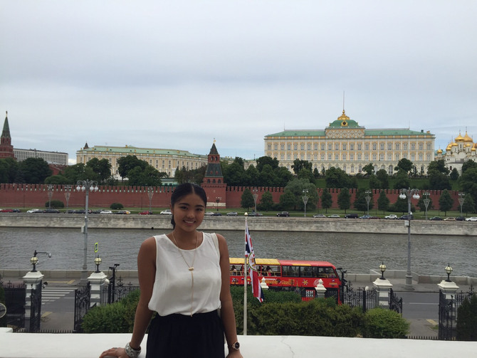 My experience in Moscow...