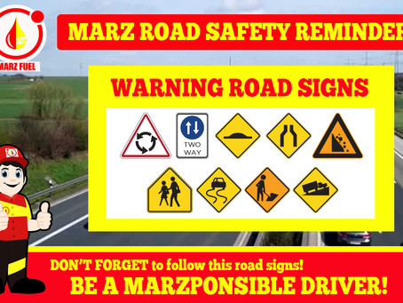 Please be aware to this road signs?