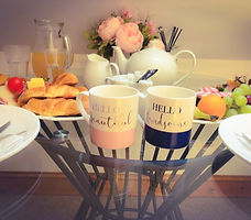 Breakfast for B&B Guests