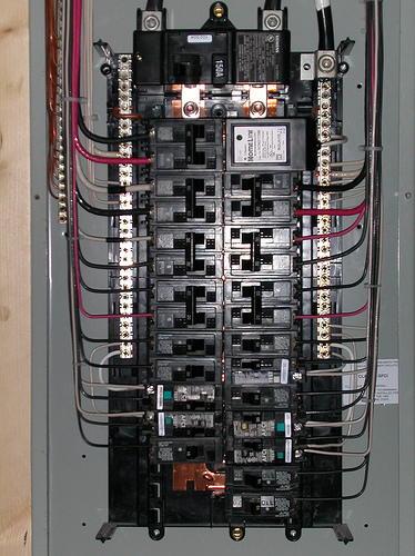 electrical contractors western color