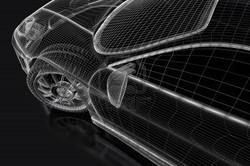 11850246-sport-modello-di-auto-su-uno-sfondo-nero-3d-immagini-renderizzate