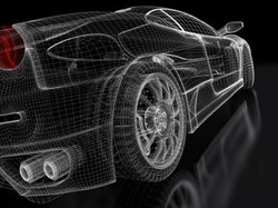 13429093-3d-modello-di-auto-sportiva-su-sfondo-nero