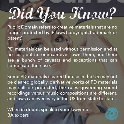 Public Domain?