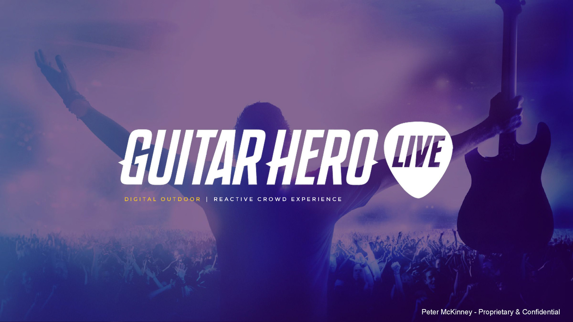 Guitar Hero Live - Reactive Billboard_Pa