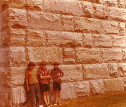 3 boys and a wall.jpg