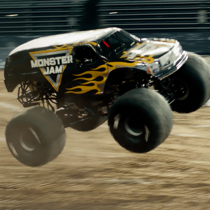 VW Monster Jam