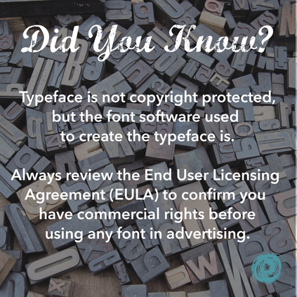 Do You Know About Font Usage?