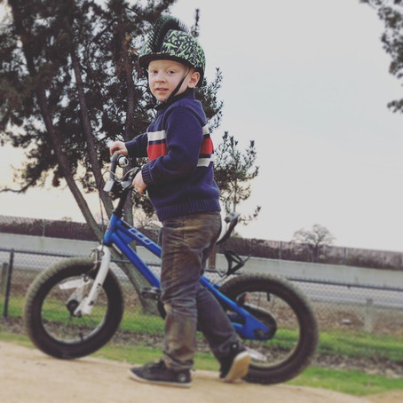 Being a parent of a child with Erb's Palsy