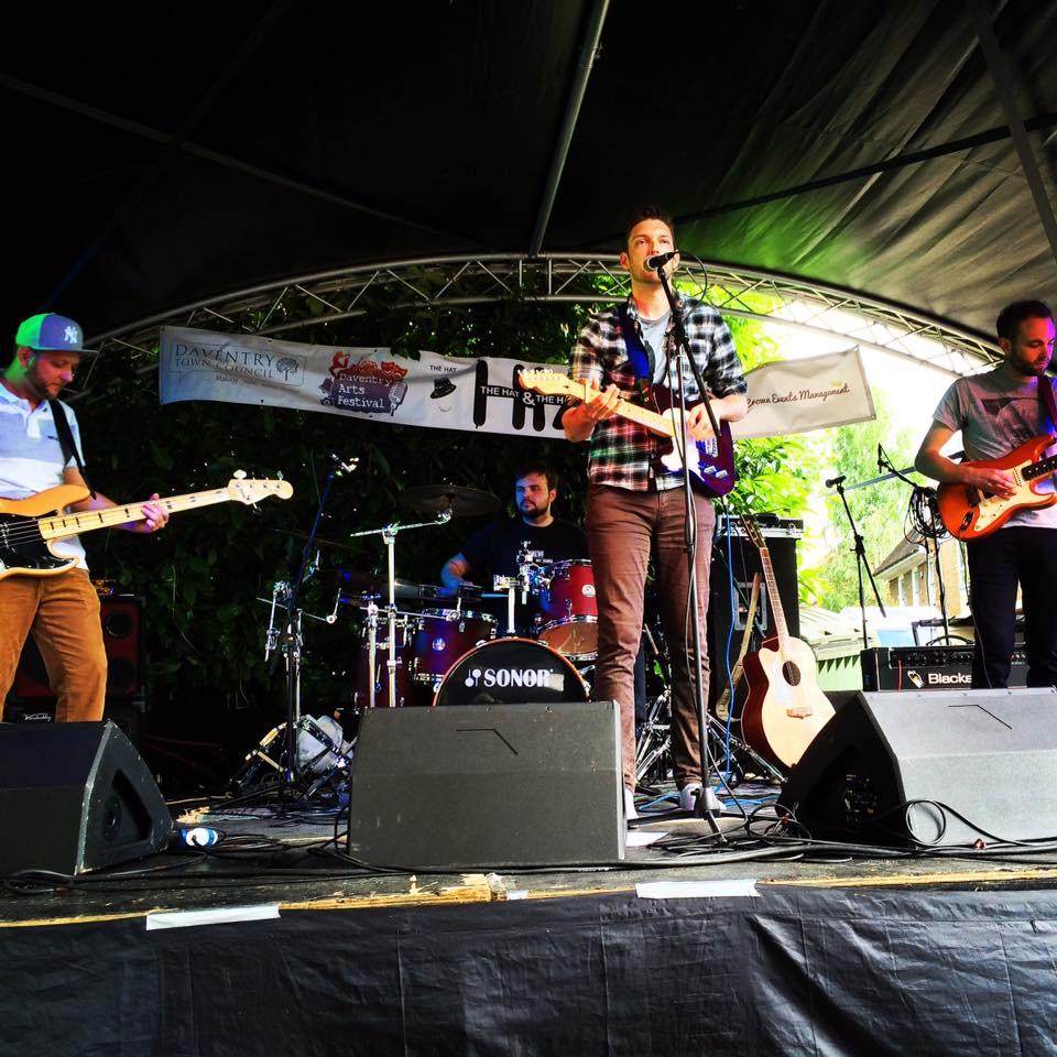 Jacklines - Daventry Arts Festival
