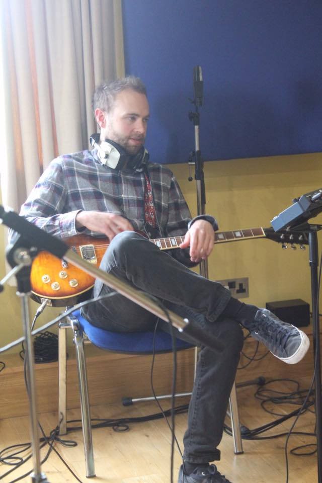 Jacklines - Recording 'The Way Home'
