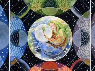 Earth Pathways Artwork
