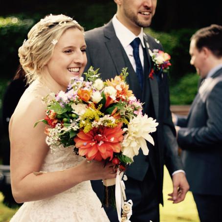 Erb's Palsy was my biggest wedding day fear